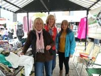 Heart Care Market Stall