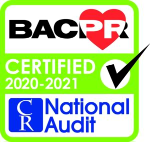 Heart Care BACPR Certificate 2020