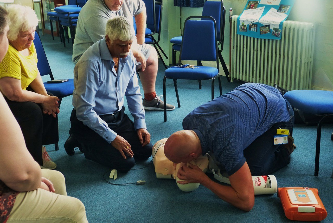 Heart Care Basic Life Support