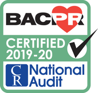 Heart Care BACPR Certified 2019-2020
