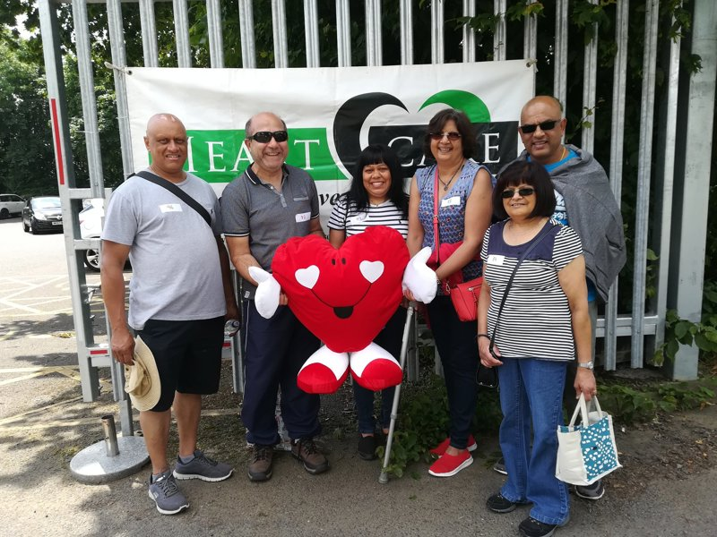 Heart Care Walk