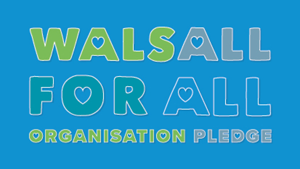 Our Walsall For All Pledge