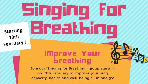 Read: Singing for Breathing