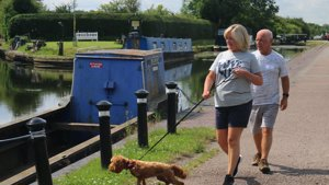 Bumper year for Heart Care Sponsored Walk!